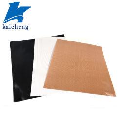 Manufacturee produit de haute qualité et haute température Glassfiber tissu revêtu de PTFE