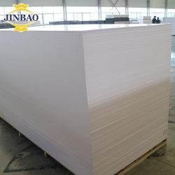 金宝白硬質プレート防水 PVC シート成形フリープラスチック 基板熱成形ポリウレタンフォーム価格 18mm