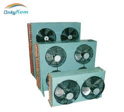 Lucht Gekoelde Condensator voor de Delen die van de Koeling van de Diepvriezer Eenheid condenseren