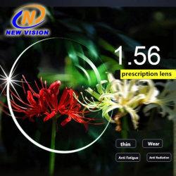 1.56 HMC UV400 단일 비전 반반사 처방 렌즈