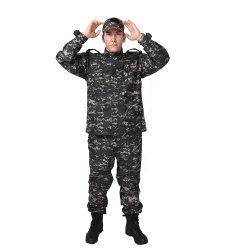 튼튼한 물자 판매를 가진 새로운 육군 획일한 패턴 주문 Malaysian 군복