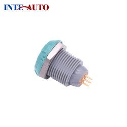 Connecteur 6 broches PLG medical INT-PLG. M0.6GL. LG/A/J/N/R/V/B