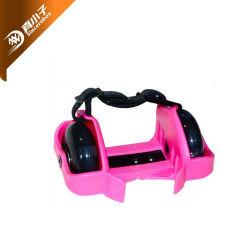 Kind-Mädchen-populäre Art-verknüpfbarer im Freienrollen-Eislauf-Sicherheitskreis-Bodenbelag-Rollen-Eislauf
