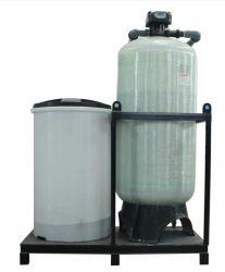 15000 l/h el intercambio de iones sistema suavizador de agua para purificación de agua residencial