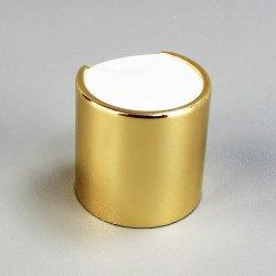 Электрохимические алюминиевых косметический пластиковую крышку нажмите клавишу