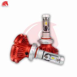 極度の明るい8000lm 880 881 9004 9007 H1 H3 H7の高い発電のヘッドライトH4のヘッド電球自動車LED