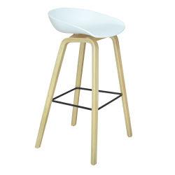 현대 상업적인 바 가구 싼 부엌 나무로 되는 의자