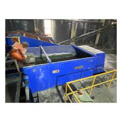 Het Recycling van het Afval van het aluminium voor de Zoute Verwerking van de Cake Slage in de Installatie van de Metallurgie van Mineralen