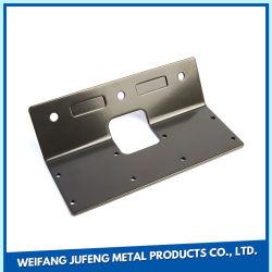 La precisión de OEM de la esquina de Metal Metal pieza de estampado de hardware soporte clips utilizados para la lata de metal