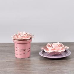 Multi-kleuren bloem handwerk keramische kunstbloemen decoratie