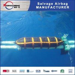 Salvage Airbags in vendita Pontoon Floating Dock Heavy Lifting Airbags Borse per sollevamento pneumatico in gomma per imbarcazioni