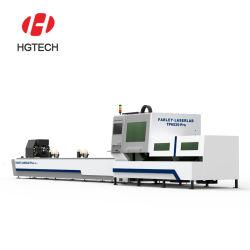 La meilleure qualité automatique du tube métallique ronde en acier inoxydable de la fabrication du tube du tuyau de machine de découpe laser pour la vente
