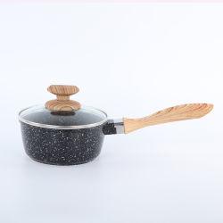 Non-Stick Matrijs Gegoten Aluminium van 16cm om de Pot van de Melk, Non-Stick Cookware