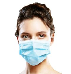 Одноразовые 3 Ply медицинскую маску подсети китайский производитель Non-Woven высокого качества расходных материалов
