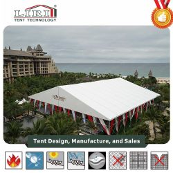 grandi tende di festival di musica della tenda foranea di cerimonia nuziale di 50X50m in Negeria