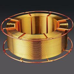 1,2 mm, 1,6 mm AWS A5.7 Ercual-A2 sur le fil de soudure de brasage de Bronze en aluminium