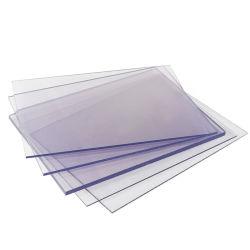Tubo rígido de PVC transparente de plástico filme de boa qualidade de PVC folha clara