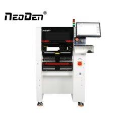 Nouveau 6-head SMT prendre et placer la machine Neoden vis à bille 53 chargeurs9