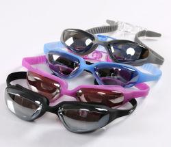 新しく熱い販売のワンピースの食品等級のシリコーンの水泳Eyewear