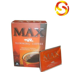 قهوة جينسينج وجانوديرما Extrac Tmax Slimming الكورية