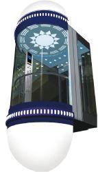 Lift Voor Sightseeing Met Uitgebreid Toevoersysteem Voor Onderdelen