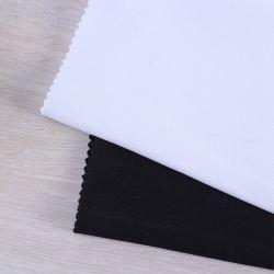 Китай поставщиком твердых в замок из полированного 100% полиэстер трикотажные флис ткань