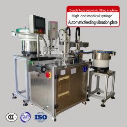 La limitación de la máquina de llenado automático de la CBD 60ML 100ml 120 ml gordito Gorila Bottlecover 60ML 100ml 120 ml botella de gorilas de la grasa con máquina de llenado automático de la CBD