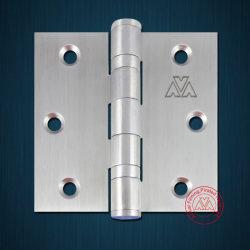 Porta de hardware nacional 303535 Dobradiça de topo em aço inoxidável