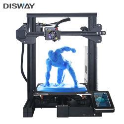 2020 Nouveau calme Mise à niveau automatique de l'écran tactile WiFi Mini caméra DIY imprimante 3D