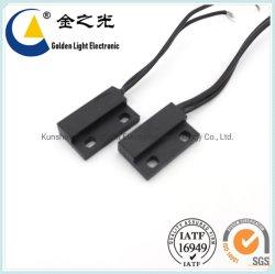 四角形プラスチック成形磁気リードスイッチ / センサー、自動部品用