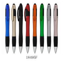 القرطاسية 3 ألوان مختلفة تويست قلم شاشة اللمس