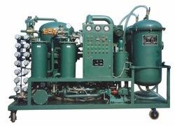 Machine van de Regeneratie van de Smeerolie van Tyc de Vacuüm, de Hydraulische Installatie van het Recycling van de Olie