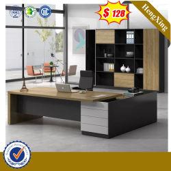 Вишневого цвета MFC деревянные исполнительного таблица современной мебели