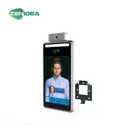 두눈 사진기 마스크 Recognition1 구매자에서 건축되는 정도 센서 자동 손 액체 분배기를 가진 디지털 Signage