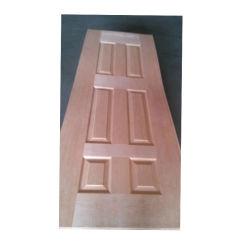جلد طبيعي من الخشب الطبيعي Sapele HDF