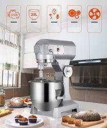 [هر-20] باع بالجملة بيتزا خبز يجعل آلة تجاريّة حامل قفص نوع طحين [دوو ميإكسر] آلة صناعيّ قالب خلّاط [دوو ميإكسر] ثقيل