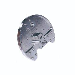 Lavorazione a 5 assi per fresatura in alluminio/ottone/acciaio inox CNC con vendite a caldo Parti