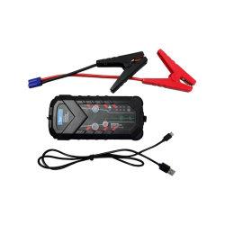 Ftpower FT-LP018 4 em 1 Multi Funções Booster de emergência com Jump Starter, banco de potência, iluminação, Lâmpada de Sos