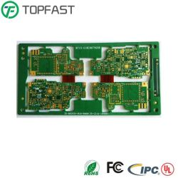 625539459901/6customized 다중층 Fr4 시제품은 PCB 널을 엄밀하 구부린다