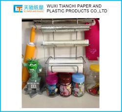 台所使用のプラスチックフィルムの透過ゆとりPVC食糧覆い
