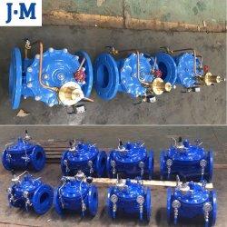 Sistema de água de Alívio de Pressão e Válvula de sustentação