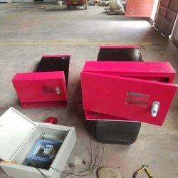 광업에서 이용되는 고용량 컨베이어 벨트 금속 탐지기, 재목