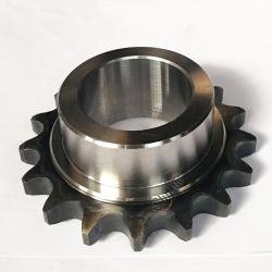 معياريّة صناعيّة ضرس العجلة مزدوج [سبروكت وهيل] لأنّ مزدوجة بكرة سلسلة