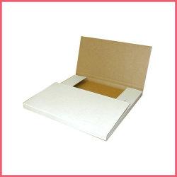 100 Registro Lp cartón perforado cuadro Multi-Depth Mailers