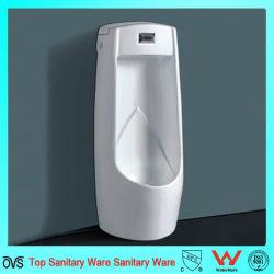 Salle de bain en céramique urinoir automatique de capteur