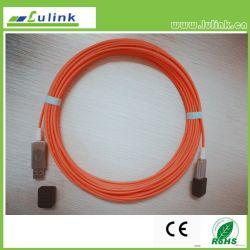 Fibra Óptica Multimodo Macho para Macho USB 3.0, Cabo de extensão USB 3.0 Óptico Activo