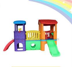 Combinaison de jouets pour bébés de plein air des modèles généraux d'enfants Diapositive pour terrain de jeux extérieur