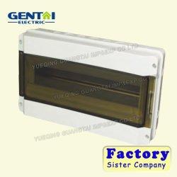 Caja de iluminación exterior del hogar de cableado eléctrico de la caja de distribución carcasa impermeable