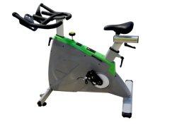 Entraîneur de fitness vélo d'exercice commercial avec entraînement par courroie