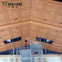 Soem-nach Maß Aluminiummetallverschoben falsche Decken-Fliesen System